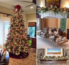 charlotte nc residential home holiday event decorating real