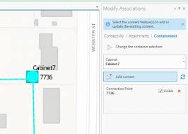 esri utility network u2013 editing with associations