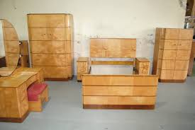 Art Deco Bedroom Furniture by Art Deco Bedroom Suite Cloud 9 Art Deco Furniture Sales