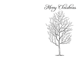 Christmas Light Template Christmas Card Template Black And White Business Template