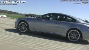 1080p audi r8 v10 vs bmw m6 with asr exhaust m6board com youtube
