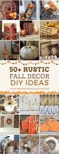 50 rustic fall decor ideas prudent penny pincher