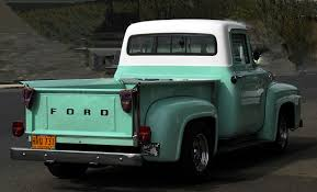 Ford Vintage Trucks - ford old cars never die