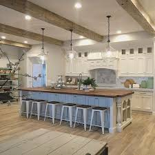 Kitchen Island With Pendant Lights by Best 25 Barn Kitchen Ideas On Pinterest Modern Utility Sinks