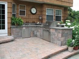 How To Design An Outdoor Kitchen Outdoor Kitchen Landscape Design Photo Gallery Backyard