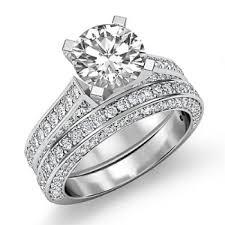 bridal set wedding rings bridal set wedding rings wedding corners