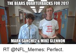 Pedro Meme - pics me me the bears quarterbacks for 2017 nfl mem