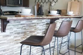 easy kitchen island how to create an easy kitchen island tile backsplash