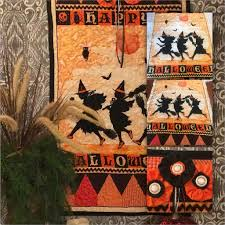 panel projects happy halloween zinck u0027s fabric outlet