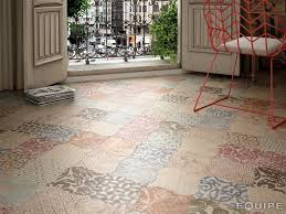Tile Living Room Floors by 21 Arabesque Tile Ideas For Floor Wall And Backsplash