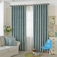 vorhã nge fã r schlafzimmer hochwertigen chenille vorhang für wohnzimmer schwere weichen