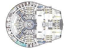 28 millennium falcon floor plan the millennium falcons
