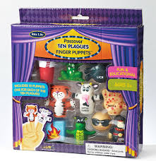 passover plague masks passover ten plague finger puppets yourholylandstore