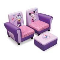 canapé minnie fauteuil canapé bébé minnie sofa et pouf disney minnie mouse