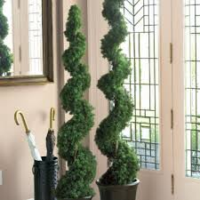 artificial topiary trees for rent lease