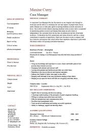 Kitchen Manager Resume Sample by Case Manager Resume Template Sample Example Job Description