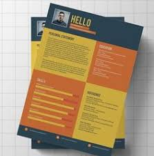 modern swiss style resume cv psd templates 7 creative online cv resume template for web graphic designer