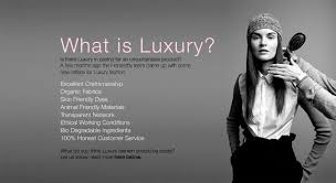 is luxury an environmentally aware industry u2013 le modalogue