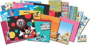 12x12 scrapbook albums ek success vacation and travel 12 x 12 album kit