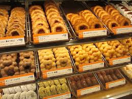 Eat All You Can Buffet by Fill Your Stomach With Unlimited Donuts And More At Mister Donut U0027s