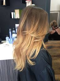 honey brown hair with blonde ombre 30 ombre hair color ideas