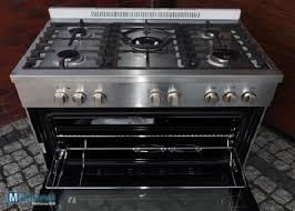 gaz electrique cuisine semi professionnel cuisine gaz électrique simfer 90