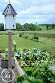 Vegetable Garden Blogs by A Walk In The Vegetable Garden Stonegable