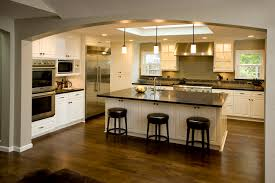 craftsman modern kitchen interior beauty