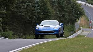corvette manufacturer nürburgring is the be all end all for auto manufacturer testing