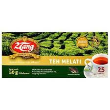 Teh Melati tea bags 50 gram 2 tang teh celup melati 25 ct 2 gr