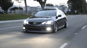 lexus gs300 vip wheels socal static lexus gs350 youtube