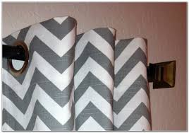 Gray Eclipse Curtains Grey Chevron Drapes Business For Curtains Decoration