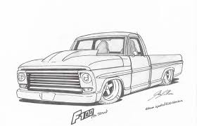 coloring pages of lowrider cars ford truck coloring pages then block coloring the main shade of
