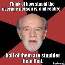 George Carlin Meme - 12 great george carlin quotes 12 pictures funny pictures
