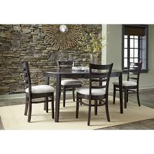 Table And Chairs Set John Thomas Select Dining 5 Piece Table And Chair Set With