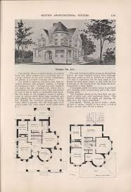Victorian Home Plans 339 Best Old Home Plans Images On Pinterest Vintage Houses