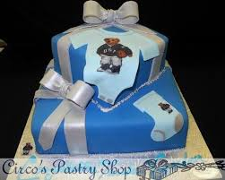 polo baby shower decorations baby shower cakes bushwick fondant baby shower cakes page 8