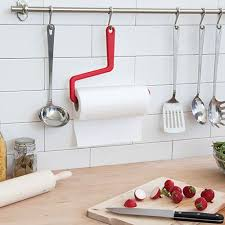 kitchen towel holder ideas rollo paper towel hanger some rollers are made to paint but