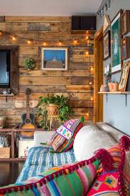 retro home decor home design ideas rustic cozy cabin vibes in los angeles retro cabin decormexican rustic home
