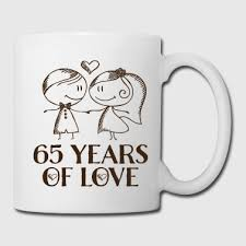 65 wedding anniversary shop silver wedding anniversary mugs drinkware online spreadshirt