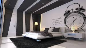 Unique Bedroom Design Ideas Home Design - Creative bedroom wall designs