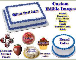 custom edible images custom edible images etsy