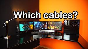 how to cable manage a desk desk cable management how to sday episode 1 youtube