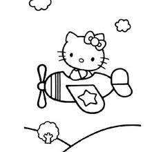 kitty friends coloring pages hellokids