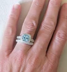 aquamarine and diamond ring aquamarine engagement ring 7x5mm oval aquamarine wedding ring halo