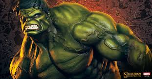 hulk figures sideshow collectibles