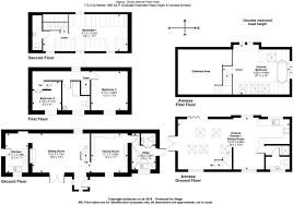 Secret Annex Floor Plan by 4 Bedroom Detached House For Sale In Birdsmoorgate Dorset Dt6