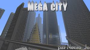 City Maps For Minecraft Pe Map Ville Moderne Futuristic City Area 73 5 Minecraft