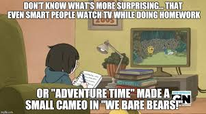 Bears Meme - adventure time in we bare bears by xxmisery severityxx on deviantart