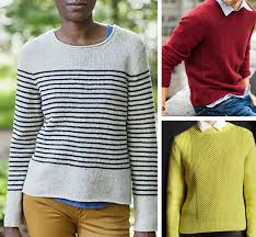 how does it take to knit a sweater pullovers for timers or an introduction to sweater